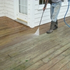Deck Cleaning, Apex, NC