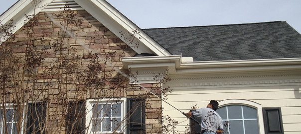 Gutter Cleaning Raleigh NC - Power Washing Cary NC ...
