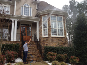 Pressure Washing Services Raleigh Cary NC